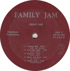 FAMILY JAM - GLADSTONE 888 R_0001