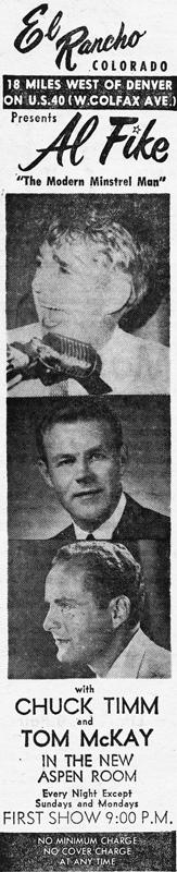 """Al Fike (image from """"The Denver Eye"""")"""