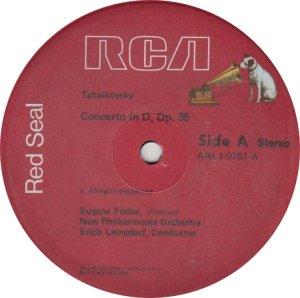 FODOR EUGENE RCA 791