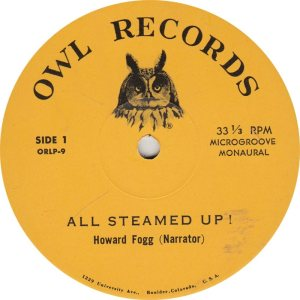 FOGG HOWARD - OWL 9 R