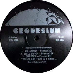 GEODESIUM LN 1132 C