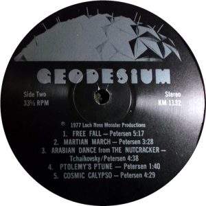 GEODESIUM LN 1132 D