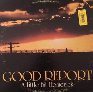 GOOD REPORT - WHEEL 1001 LP A
