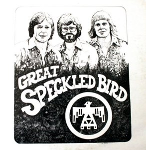 GREAT SPECKLED BIRD LP