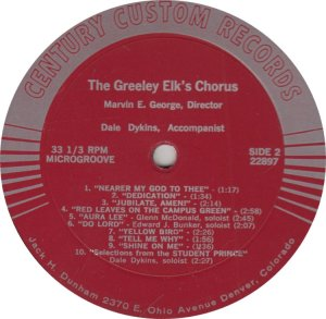 GREELEY ELK'S CHORUS A (2)