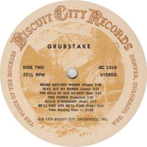 GRUBSTAKE - BC 1310 A (2)