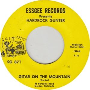HARDROCK GUNTER - 871
