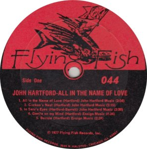 HARTFORD JOHN - FLYING FISH A (1)