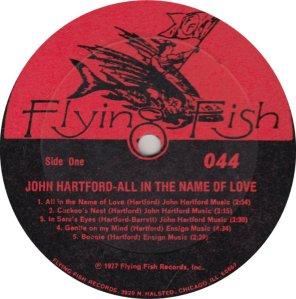 HARTFORD JOHN - FLYING FISH A (1)