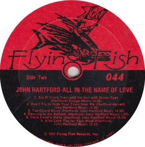 HARTFORD JOHN - FLYING FISH A (2)