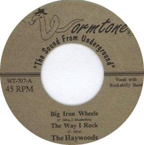 HAYWOODS - WORMSTONE ADD PS C