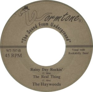HAYWOODS - WORMSTONE ADD PS D