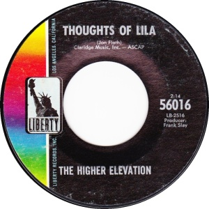 HIGHER ELEVATION - LIBERTY 56016 C B