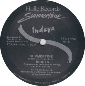INDEYA - HOLLE 1178