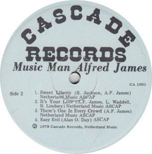 JAMES ALFRED - CASCADE 1001A (2)