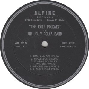 JOLLY POLKA BAND - ALPINE 210 (3)