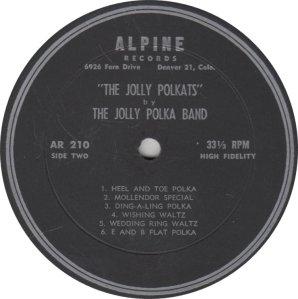 JOLLY POLKA BAND - ALPINE 210 (3)