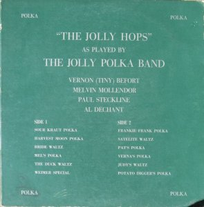 JOLLY POLKA BAND - JP 5000 (1)