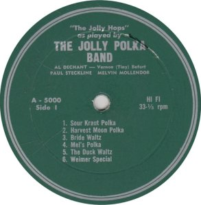 JOLLY POLKA BAND - JP 5000 (2)