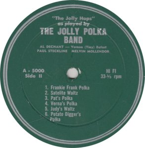 JOLLY POLKA BAND - JP 5000 (3)