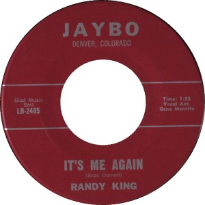 KING RANDY - JAYBO 2485 A