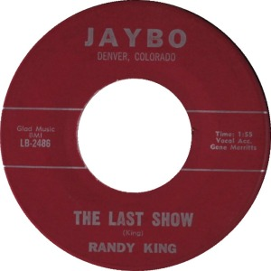 KING RANDY - JAYBO 2485 B
