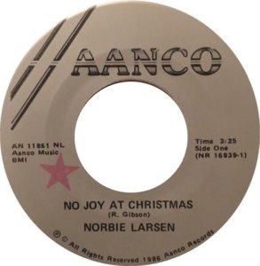LARSEN NORBIE - AANCO 11861 A