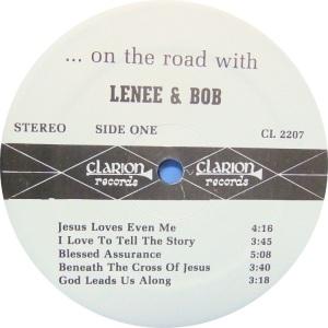 LENEE & BOB - CLARION 2297 B