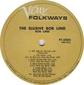 LIND BOB - VERVE FOLKWAYS 3005 MONO_0001