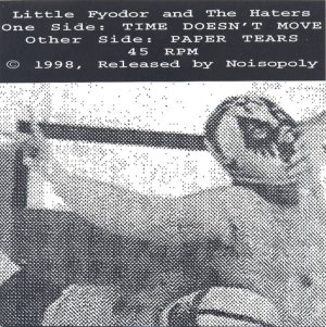 LITTLE FYODOR - 1998 - NOISOPOLY NOP-02 SAME TITLE 7 INCH B