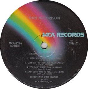 MCCORISON DAN - MCA 2276 A (2)
