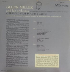 MILLER GLENN - 20TH FOX 100-2 (2)