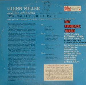 MILLER GLENN - 20TH FOX 100-25 (2)