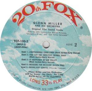MILLER GLENN - 20TH FOX 100-2_0001
