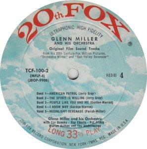 MILLER GLENN - 20TH FOX 100-2_0004