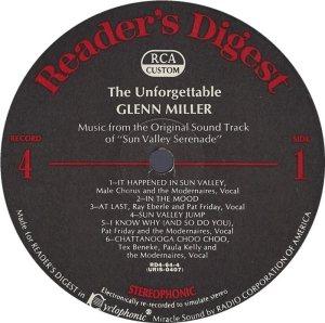 MILLER GLENN - RCA 64 1968 72 GREATEST I