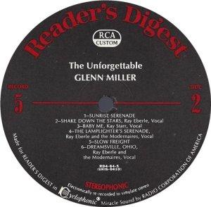 MILLER GLENN - RCA 64 1968 72 GREATEST L