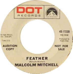 MITCHELL MALCOM - DOT 17230 B
