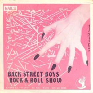NAILS - SCREWBALL 1003 1978 PS