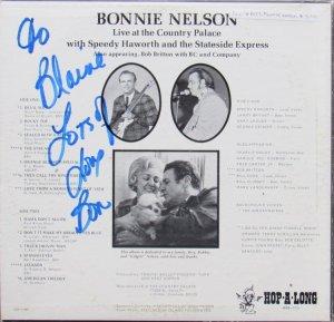 NELSON BONNIE - HOP A LONG 111A (4)