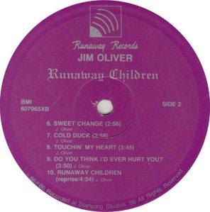 OLIVER JIM - RUNAWAY 6070 A (2)