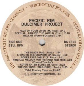 PACIFIC RIM - BISCUIT CITHY 1314