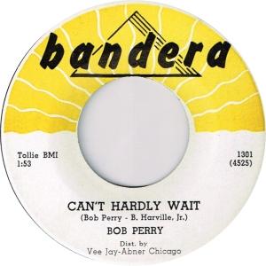 PERRY BOB - BANDERA 1301 a