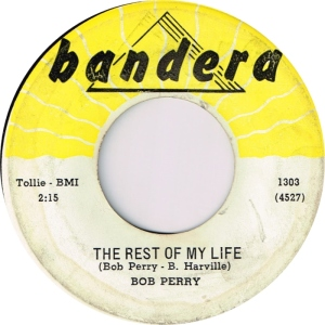 PERRY BOB - BANDERA 1303 B