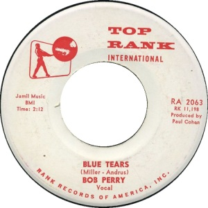 PERRY BOB - TOP RANK B