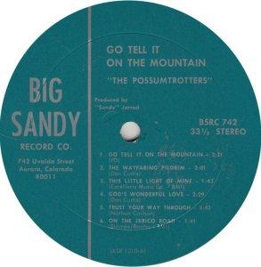 POSSUMTROTTERS - BIG SANDY LP_0001