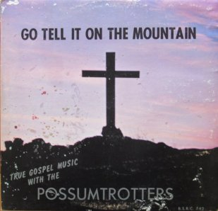 POSSUMTROTTERS LP TURE GOSPEL (1)