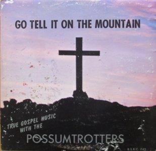 POSSUMTROTTERS LP TURE GOSPEL (1)