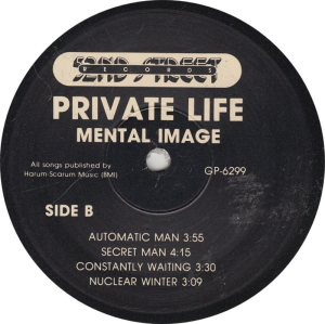 PRIVATE LIFE - 52ND STREET R_0001