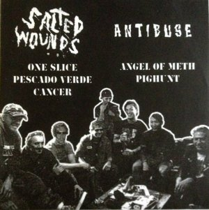SALTED SOUNDS - ANTIBUSE LESS ART B